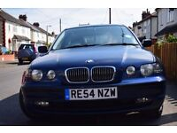 BMW 320 SE Compact 1 Years Mot