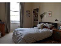 Room in bright, spacious, two bedroom flat in Leith. LGBTQ+ friendly!