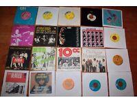 "Classic 1970's 7"" singles"