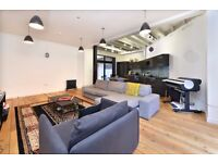 Paper Mill Buildings N1: Two Bedroom Converted Warehouse / Available 25th January / Furnished