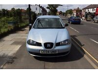 Seat Ibiza 1.2 12v 5dr IDEAL FIRST CAR + VERY CLEAN