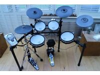 Roland TD-15 KV Drum Kit + Extras