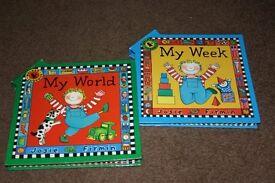 My World/My Week Books by Walker Books Ltd