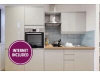Studio Apartment to rent in Sheffield, Close to centre & includes Wi-Fi: Flat 7, Onyx Residence