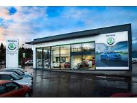 Experienced Car Sales Executives 30k+ plus Company Car