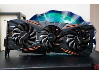 NVIDIA GeForce GTX 1080 Windforce