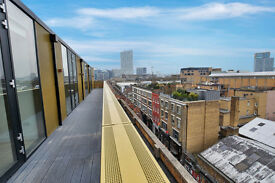 stunning three bedroom penthouse flat on the fourth floor with amazing views of London.