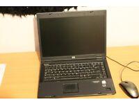 HP Laptop Intel Core 2 Duo T7250 2GHz 3GB Windows 7 64-Bit 80GB Hard Drive