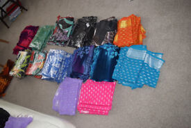 107 Assorted new Sarongs