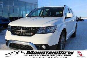 2016 Dodge Journey Crossroad AWD! SUNROOF!