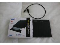 Samsung Ultra Thin DVD Writer