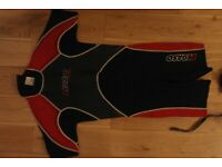 Pegaso shorty wetsuits size xl and l in v good condition