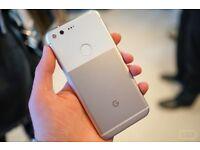 Google Pixel Silver 128GB NEW
