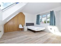 An newly refurbished 4 bed house with garden & off street parking. Burstow Rd, Wimbledon SW19