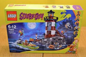 Lego Scooby Doo Haunted Lighthouse (75903)