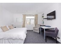 Stunning Studio Apartment moments from Camden Town!