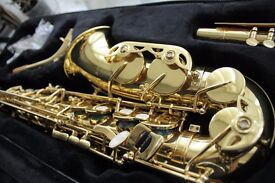 Arnolds + Sons ASA 100 Saxophone PLAYED ONCE AMAZING CONDITION