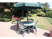 garden patio set