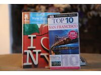 The Rough guide to New York City and Eyewitness travel Top 10 San Francisco - Travel guides. 2 for 1