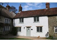 WINTER LET Boutique Cottage in Shaftesbury
