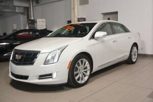 2016 CADILLAC XTS 4 AWD LUXURY GPS SUNROOF