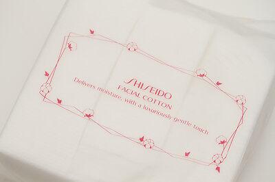[SHISEIDO] Facial 100% Cotton Pads 165 sheets