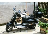 2008 Znen Tommy Motorbike!