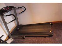 Horizon Omega 3 Treadmill (folds up for easy storage)