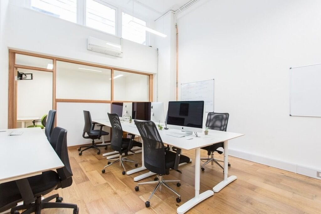 Old Street office in prime location- up to 14 people