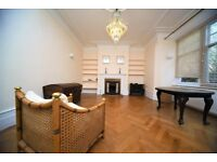 1 Bedroom flar in Belsize Park with private garden.