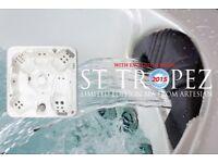 Artesian St.Tropez Hot Tub/Jacuzzi/Spa Ex-demo
