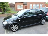 2006 Vauxhall Corsa C 1.2 Sxi+ Twinport 4 Months MOT left. Low Mileage.