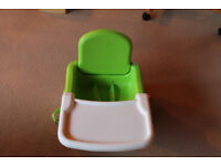 child's dining chair