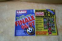 Kicker Sonderheft 96/97 FINALE Wuppertal - Wuppertal-Cronenberg Vorschau