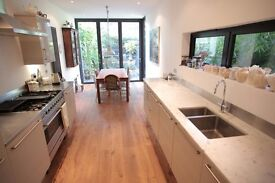 Unfurnished 5-Bed House to Rent long-let in W7, fantastic garden extension and 2 bathrooms