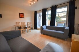 3 bed triplex terraced house with private garden to let