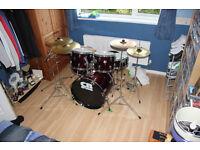 CB Drumkit - Wine Red