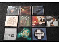 Music CDs - Metal, Trance, New Age, Pop etc