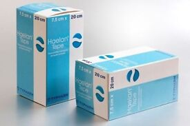 Haelan Tape by Typharm 7.5cm x 20cm NEW for scars and other skin conditions