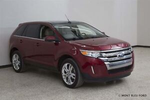 2013 Ford Edge Limited w/NAV, LEATHER, PANOMARIC SUNROOF  * FINA