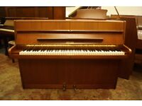 Geyer upright piano, German made, tuned and UK delivery available