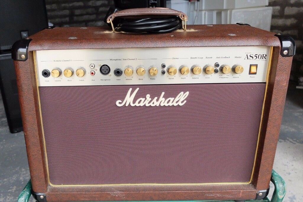 Marshall AS 50 R Acoustic Guitar Amp