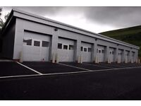 Available soon, 216 sqft workshop in Ebbw Vale only £190 per month
