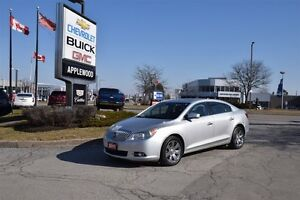 2011 Buick LaCrosse AWD, ONE OWNER, LOW MILEAGE
