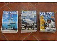 Practical Boat Owner Magazine Back Issues (Plus Some Sailing Today)
