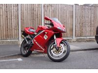 Cagiva Mito 125cc Mk2 2007 2 Stroke Full power Racing Exhaust Learner Legal