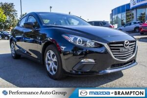 2015 Mazda MAZDA3 GX. BLUETOOTH. MP3. KEYLESS. PWR MIRRORS
