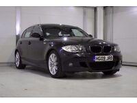 2009 BMW 118D M Sport £30 tax