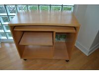 Desk with two sliding drawers - Great condition