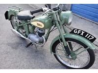 BSA Bantam D1 1953